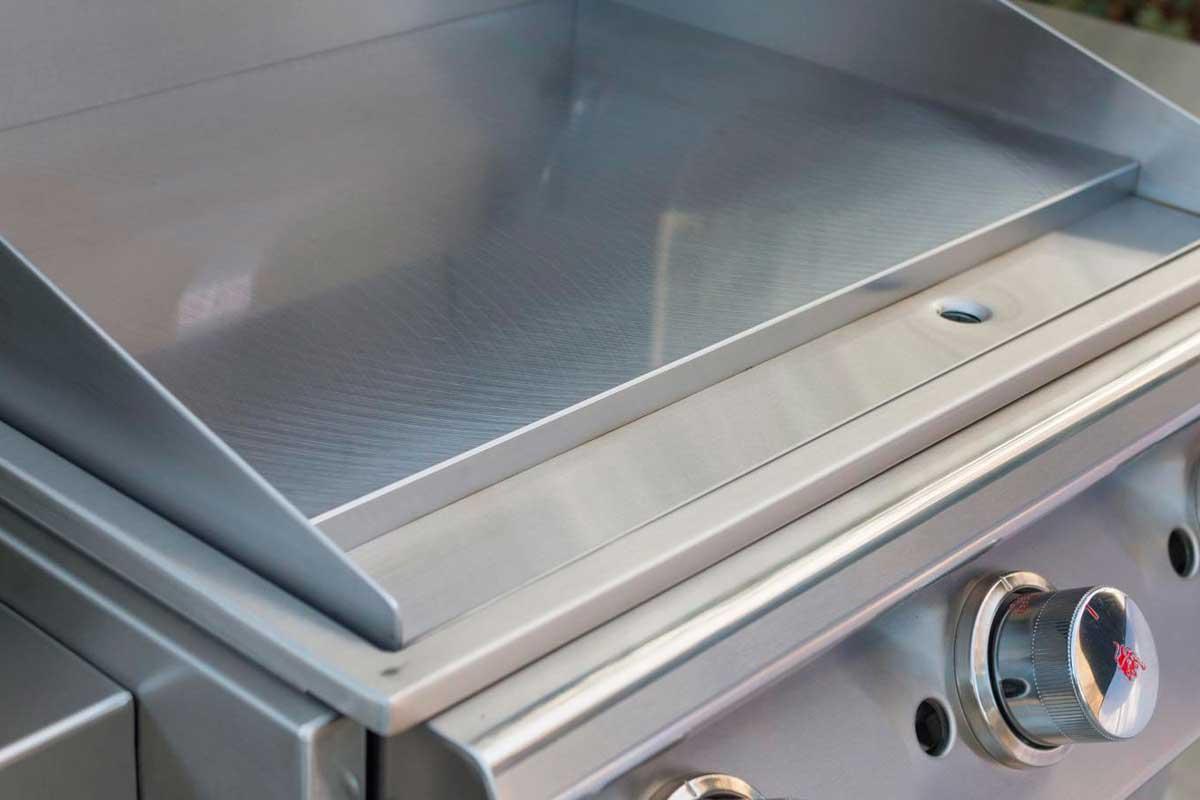 BULL Plancha grils- āra virtuves sirds un centrs